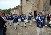 Sch�tzenfest in Lemgo-Brake